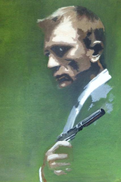 The name\'s Bond... James, Bond
