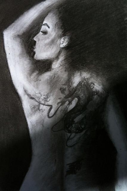 Dragon Tattoo - SOLD